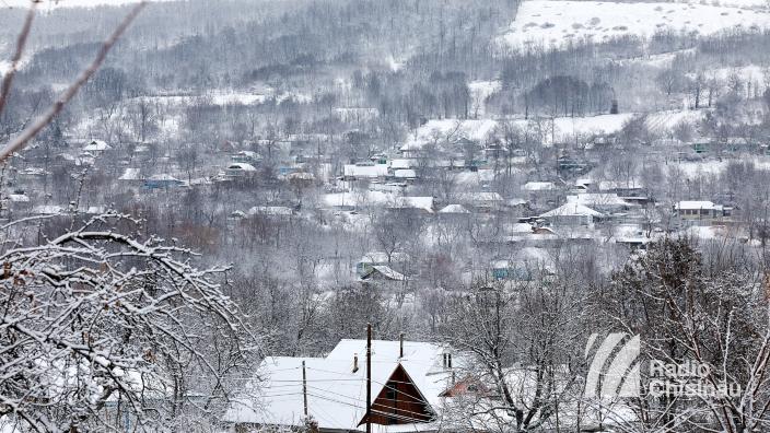 FOTO | Iarna în sat, în imagini impresionante