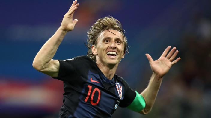 FOTBAL   Juventus Torino intră în cursă pentru transferul lui Luka Modric de la Real Madrid