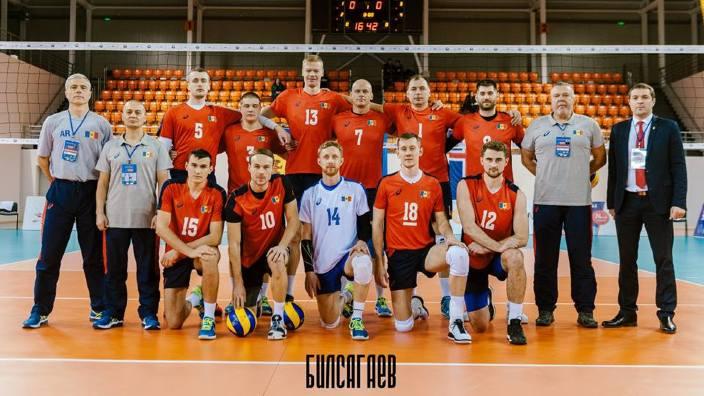 R.Moldova s-ar putea califica la Campionatul European de Volei, după ce echipa națională a surclasat Islanda