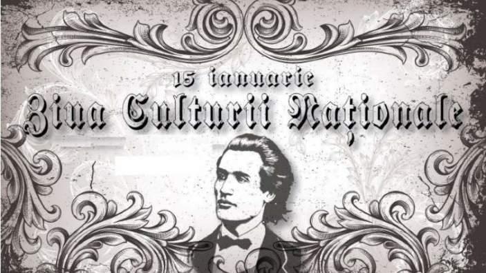 Ziua Culturii Naționale pe ambele maluri ale Prutului, evenimente dedicate lui Mihai Eminescu
