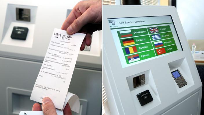 Bulgaria a introdus vinieta electronică și a stabilit noi tarife
