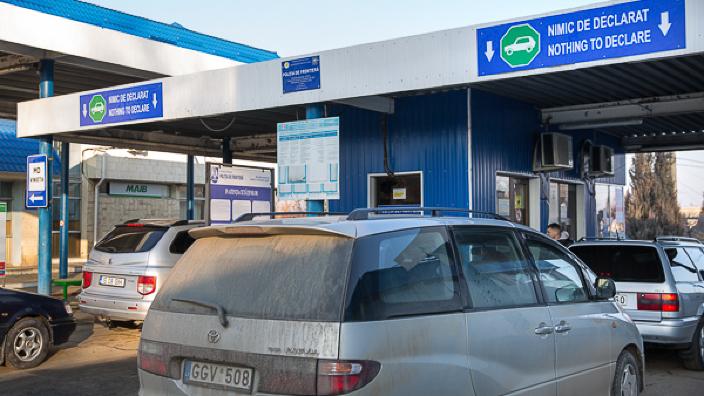Bagajele vor fi verificate de către veterinari la unele puncte de trecere a frontierei România-R.Moldova