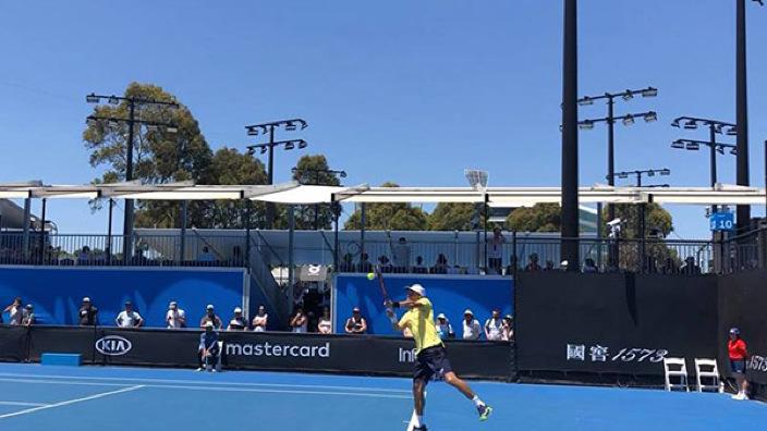 Radu Albot a fost eliminat de la Australian Open