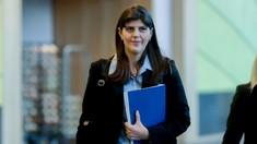 Prima rundă de negocieri dintre Consiliul UE și PE pentru şefia Parchetului European la care candidează şi Laura Codruţa Kovesi