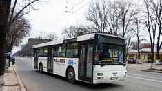 Primăria Chișinău anunță modificarea itinerarului unei rutei de autobuz din sectorul Botanica