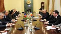 Pavel Filip - Ana Birchall   Vom continua proiectele de cooperare bilaterală