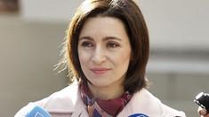 Maia Sandu nu va participa la ședința de constituire a Parlamentului