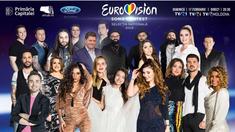 Piesa care va reprezenta România la Eurovision 2019 va fi votată duminică, în direct la TVR Moldova