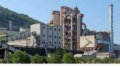 Uzina de ciment din Râbniţa şi-a reluat activitatea