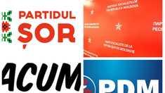 Analiză ADEPT | Cheltuielile partidelor în 2014-2018. PDM - lider detașat