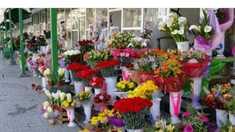 Flori de aproape două milioane de lei, atât au vândut florarii timp de trei zile. Serviciul Fiscal face o comparație