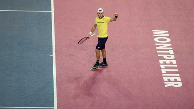 TENIS   Radu Albot, calificat în semifinale la turneul ATP de la Montpellier
