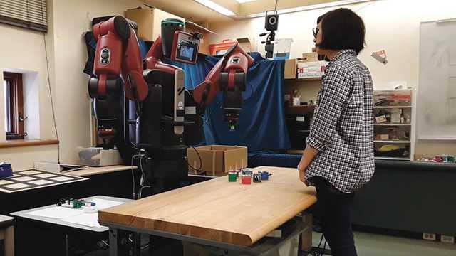 Roboții sunt învățați să nu fure, concept până acum necunoscut maşinilor (şi nu numai)