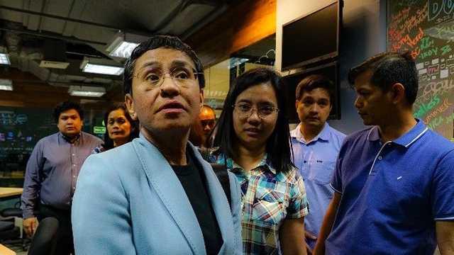 Maria Ressa, jurnalista filipineză arestată pentru calomnie, a fost eliberată