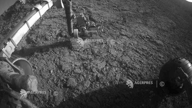 NASA declară oficial ''decesul'' robotului Opportunity care a cercetat suprafaţa planetei Marte