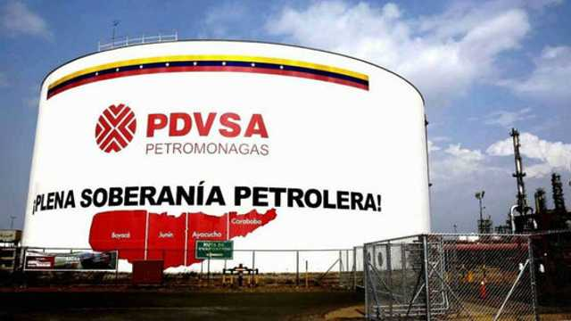 Banca gigantului energetic rus Gazprom ÎNGHEAŢĂ conturile companiei petroliere a Venezuelei