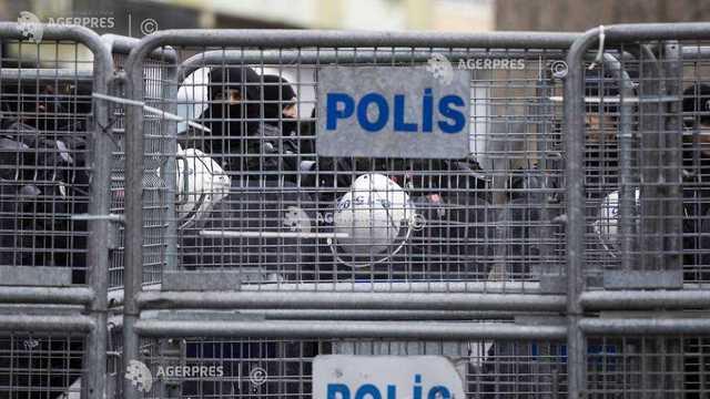 Turcia | 11 ofițeri din Forțele Aeriene au fost arestați