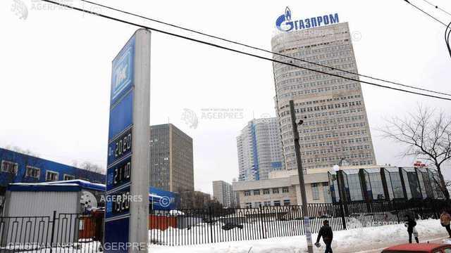 Gazprom și-a majorat cota pe piața europeană a gazelor naturale până la 36,7% în 2018