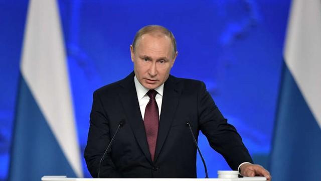 Două proiecte de legi în SUA | Raport privind averea lui Vladimir Putin și noi sancțiuni împotriva Rusiei