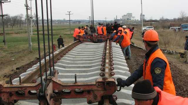 """""""Calea Ferată din Moldova"""" a lansat licitația pentru reabilitarea infrastructurii feroviare"""
