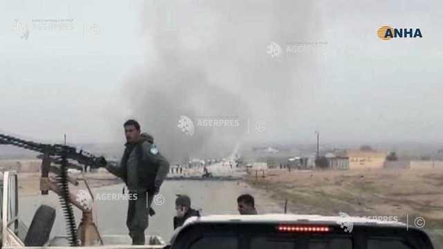 70 de civili au fost ucişi sau răniţi în estul Siriei