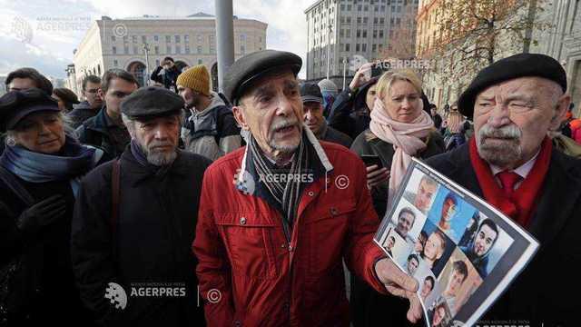 Rusia | Cunoscută asociaţie pentru apărarea drepturilor omului, clasată drept ''agent străin''