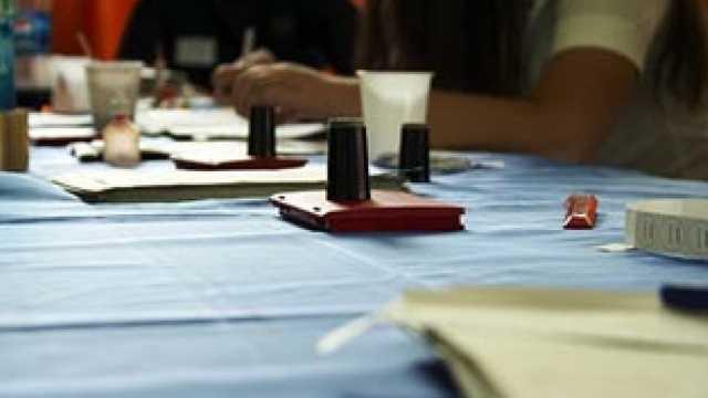 ELECTORALA 2019 | A început tipărirea celor peste un milion de buletine violete de vot