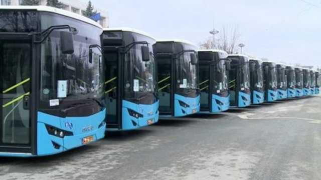 Cât de fapt costă autobuzele ISUZU. Contractul a fost semnat în timp ce o companie a contestat rezultatele licitației (Mold-street)