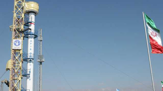 Iranul ar fi lansat un nou dispozitiv în spaţiu, americanii au dovada imaginilor din satelit