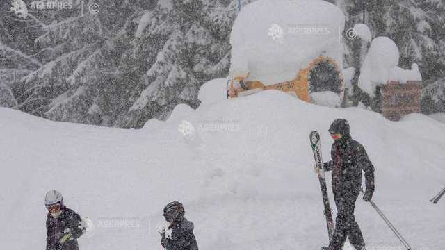 Franţa   Alertă de vânturi puternice în estul ţării şi în staţiunile de schi