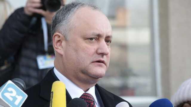 Igor Dodon | Găgăuzii doresc să aibă garanţii că, în cazul unirii cu România, vor avea dreptul la autodeterminare. Nu văd niciun pericol