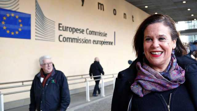 Brexit | Naţionaliştii irlandezi cer referendum pentru unitate dacă retragerea din UE se face fără acord