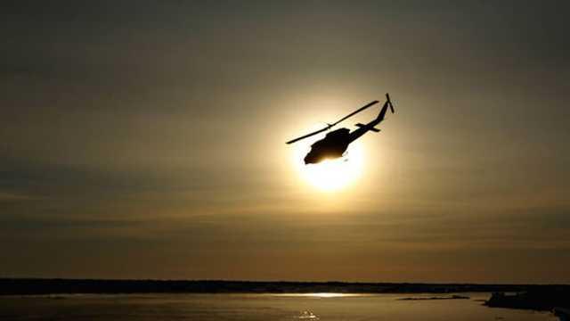 Un elicopter militar s-a prăbuşit într-un cartier din Istanbul