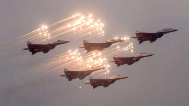 Ungaria îşi vinde flota de avioane MiG-29 dezafectate