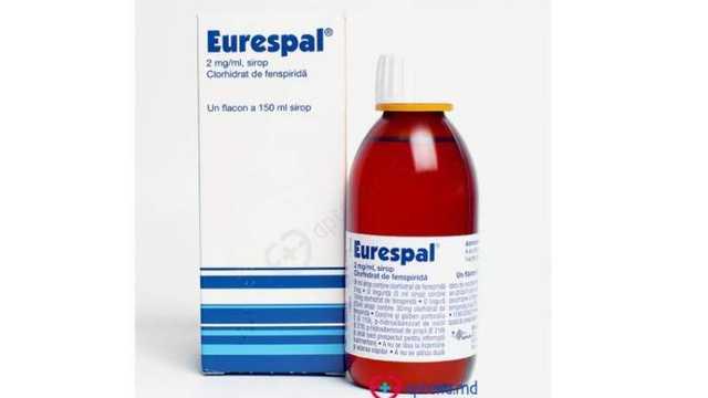 Medicamentul împotriva tusei, EURESPAL, retras de pe piața R.Moldova
