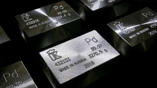 Cotaţia paladiului a depăşit pentru prima dată pragul de valoare, iar preţul aurului este la cel mai ridicat nivel din ultimele zece luni