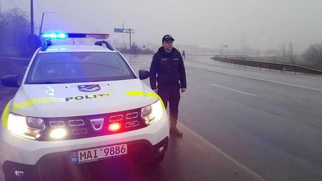 Inspectoratul Național de Patrulare avertizează șoferii în legătură cu circulația pe traseele din țară