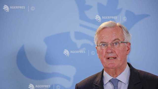 Brexit: Michel Barnier avertizează că a rămas extrem de puţin timp pentru definitivarea unui acord
