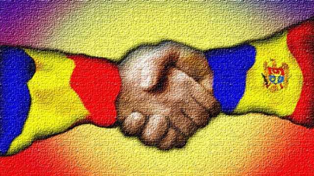 VIDEO | Unioniștii protestează în timp ce PSRM anunță cum va lupta împotriva Unirii R.Moldova cu România