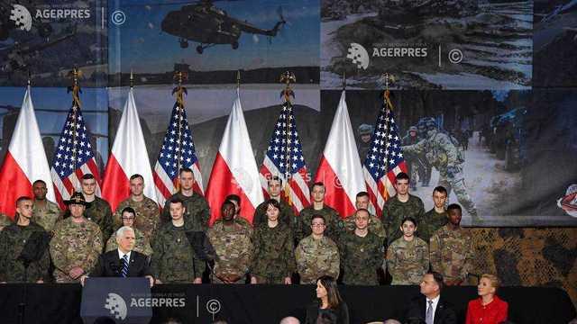 Polonia cumpără lansatoare de rachete HIMARS din SUA, în valoare de 365 de milioane de euro