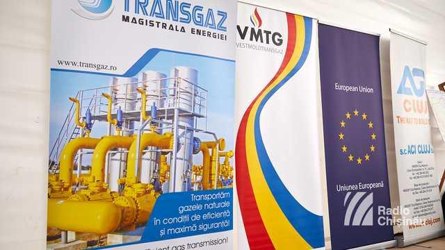 Vitalie Iurcu: Prin sistemul românesc, Moldova are acces la tot sistemul de gaze al Uniunii Europene