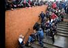 Ucraina a dejucat un atentat cu bombă la metroul din Harkiv