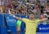 TENIS | Meci spectaculos, la Miami, între Radu Albot și Roger Federer. Tenismanul moldovean a fost însă eliminat
