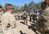 Exerciții militare lituaniano-americane, la 60 de kilometri de granița cu Federația Rusă