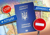 Peste 130.000 de locuitori ai Crimeii anexate au paşapoarte ucrainene care le permit să călătorească fără viză în străinătate