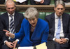 Brexit | 11 miniştri vor ca Theresa May să plece din fruntea guvernului britanic în următoarele câteva zile
