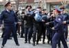 Kazahstan | Zeci de persoane care au protestat împotriva succesiunii lui Nursultan Nazarbaev au fost arestate