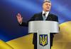 Preşedintele Ucrainei, Petro Poroșenko, compară Rusia lui Putin cu Germania lui Hitler