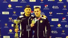 Dorin Bucșa a cucerit medalia de argint la Campionatul European Under 22