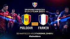 Meciul de fotbal Moldova – Franța | Eveniment cu vedete pe stadion urmărit de 120 de jurnaliști acreditați, inclusiv 40 din Franța